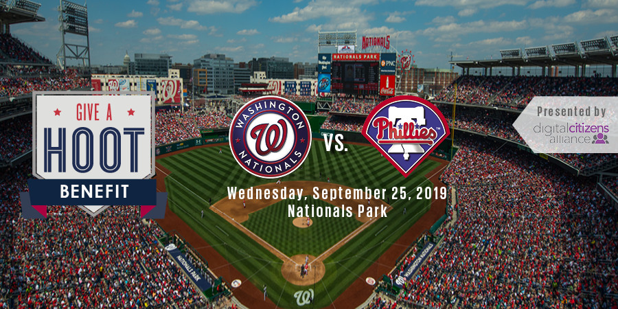 Nationals Give A Hoot Benefit