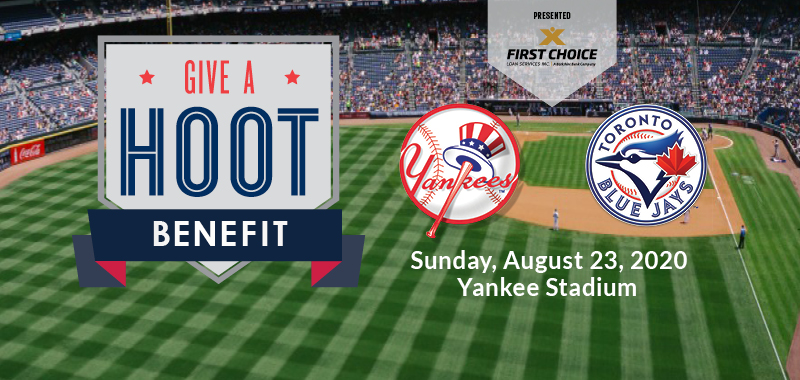 """11th Annual Yankees """"Give A Hoot"""" Benefit 2"""